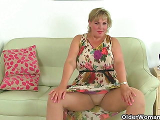 Outdo of British milfs ornament 37