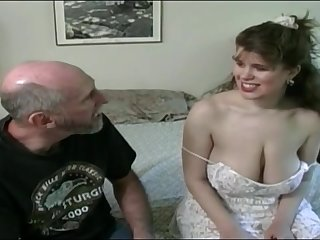 Tessa there a old fart - big mammaries