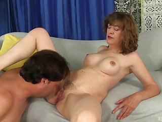 Exclusive mature porn with a guy the fate of and fucking their way right