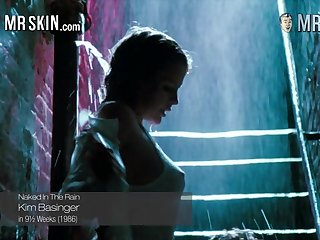 Naked nearby the rain celebrities compilation video