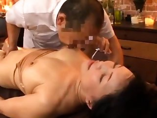 Diet Massage in an Asian Massage Parlor